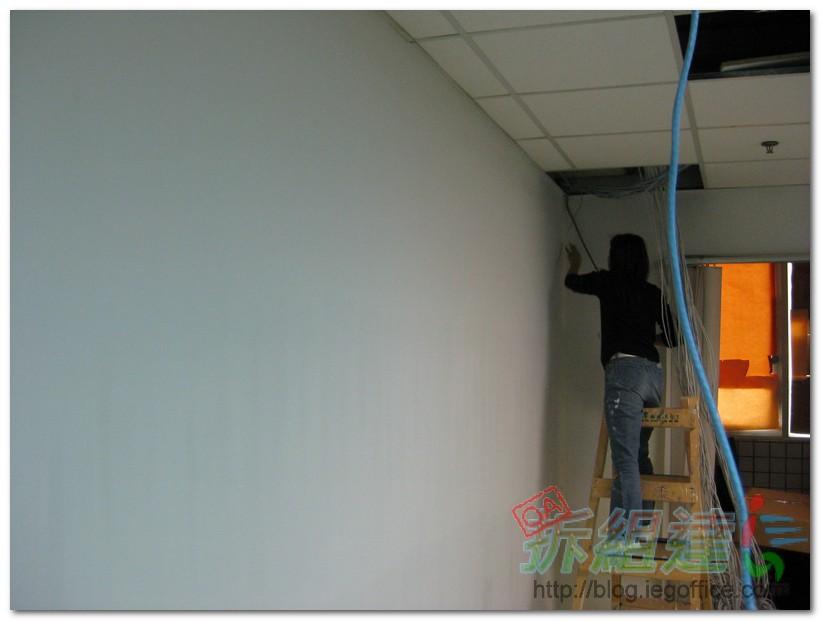 辦公室裝修-油漆