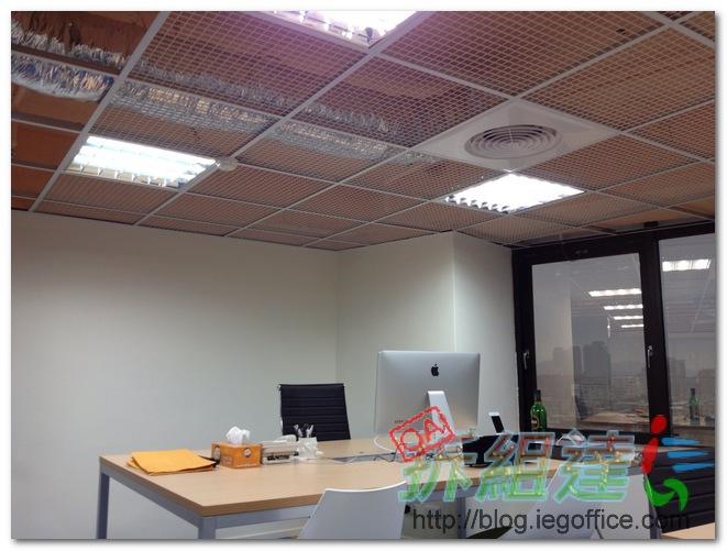 辦公室裝修,輕鋼架,天花板