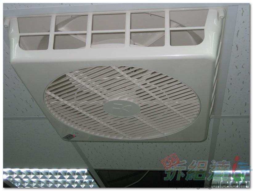 天花板-電風扇