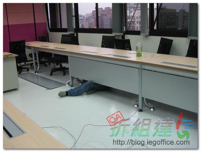 辦公家具-OA環式會議桌