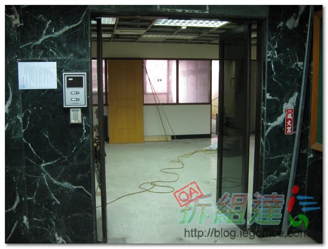 辦公室裝修-門禁