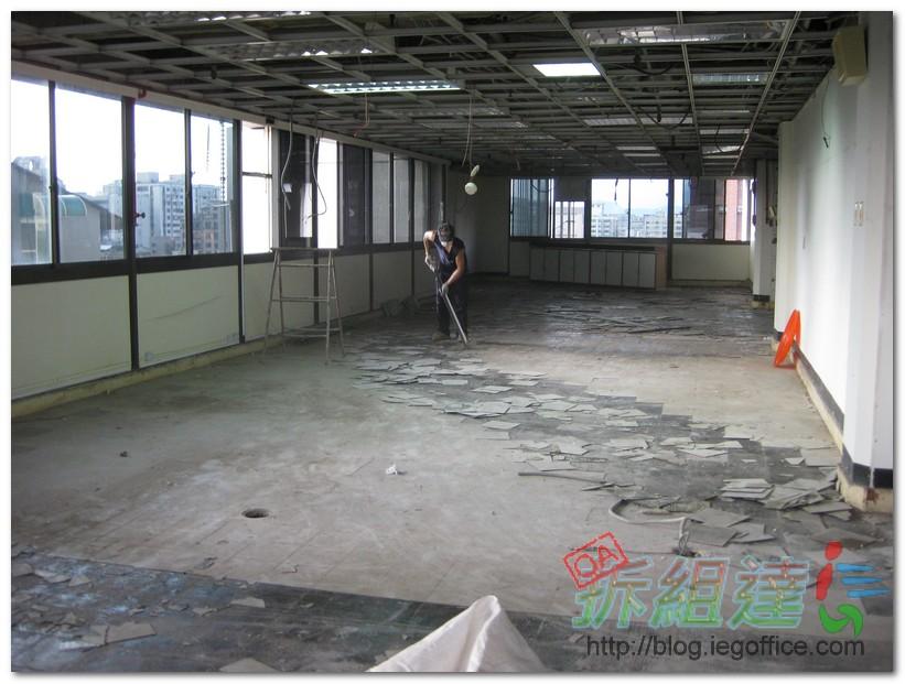 辦公室裝修-辦公室拆除工程