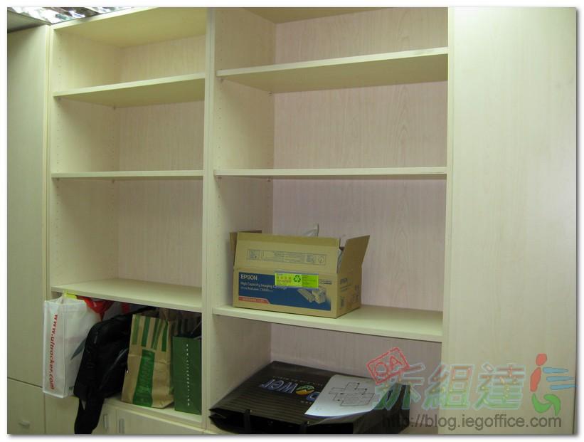 辦公家具-OA辦公系統櫃