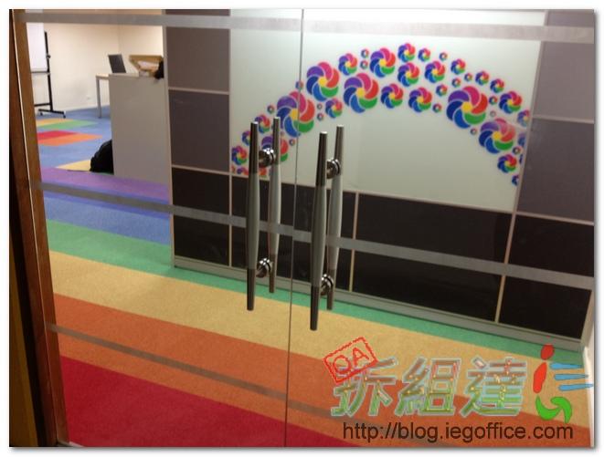 OA辦公家具,高隔間,LOGO牆